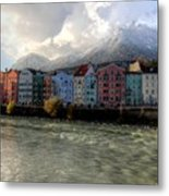 Innsbruck Austria Metal Print