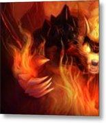 League Of Legends Metal Print