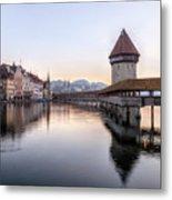Lucerne - Switzerland Metal Print