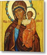 Mary Saint Christian Art Metal Print