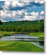Ross Bridge Golf Course - Hoover Alabama Metal Print