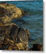 Sunshine Beach At Noosa, Sunshine Coast Metal Print