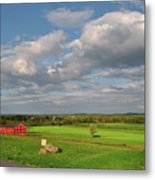 90th Pennsylvania Metal Print