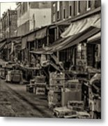 9th Street Italian Market - Philadelphia Pennsylvania Metal Print
