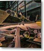 A-36a Apache Metal Print