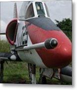 A - 4 Skyhawk - 2 Metal Print