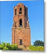A Belltower  Metal Print