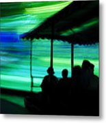 A Boat Ride Through Time Metal Print