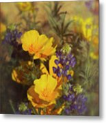 A Bouquet Of Spring  Metal Print