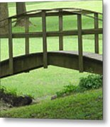 A Bridge In Washington County Metal Print