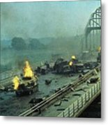 A Bridge Too Far Publicity Photo Number 1 1977 Metal Print