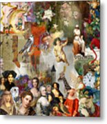 A Brief History Of Women And Dreams Metal Print