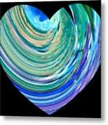 A Broken Heart Metal Print