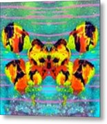 A Butterfly For 2006 Metal Print