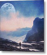 A Call For Miracles Metal Print