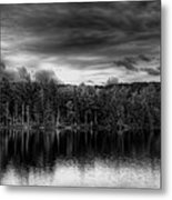 A Calm Day In The Adirondacks Metal Print