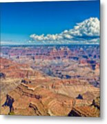 A Canyon Grand Metal Print