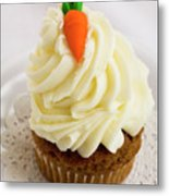 A Carrot Muffin Metal Print