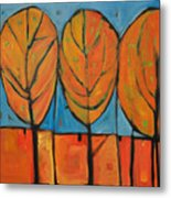 A Change Of Seasons Metal Print