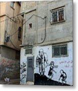 A Child In Palestine Metal Print