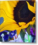 A Childs Mind... Metal Print