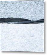 A Cold Start Metal Print