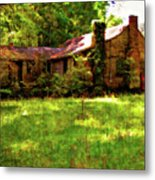 A Country Place Metal Print