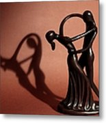 A Couples Dance Metal Print