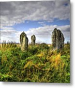 Song Of The Stones Metal Print
