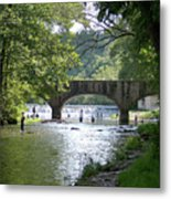 A Day In The Ozarks Metal Print