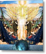 A Day Of Prayer For The Gulf Metal Print