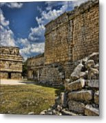 A Different Angle Metal Print