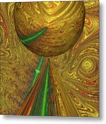 A Different Planet Metal Print