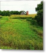 A Distant Longing Metal Print