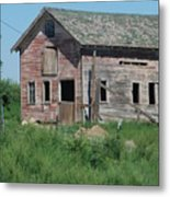 A Drive In The Country Metal Print