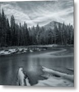 A Dry Winter 1 Metal Print