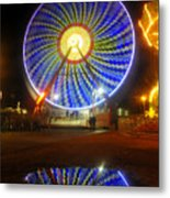A Fair Reflection Metal Print