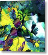 A Fairy Wonderland Metal Print