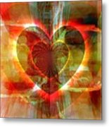 A Forgiving Heart Metal Print