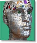 A Head Full Of Shattered Dreams Metal Print