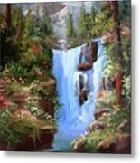 A Heavenly Place Metal Print