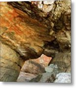 A Hole In The Rock - 2  Metal Print