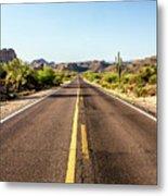 A Journey Through Arizona Metal Print