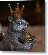 A King For A Day Metal Print