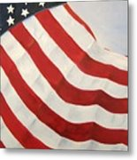 A Little Glory Metal Print