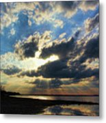 A Little Slice Of Heaven Metal Print