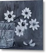 A Lovely Bouquet Of Daisies Metal Print