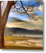 A March Morning Metal Print