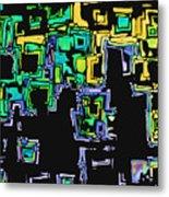 A Maze Thing - 01ac05 Metal Print