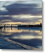 A Minute Of My Time... Metal Print